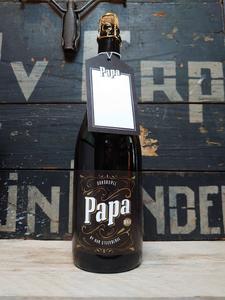 Papa Quadrupel by Van Steenberge 75cl