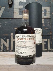 Saint Brandarius Quarter Cask Sherry PX Finished 2021 50cl