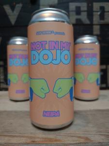 Sloop Brewing Not In My Dojo NEIPA 44cl
