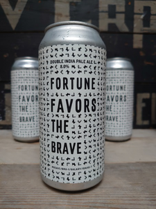 Floem X White Dog Fortune Favors The Brave DIPA 44cl