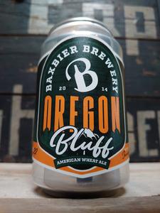 Baxbier Oregon Bluff American Wheat Ale 33cl