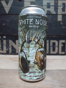 Adroit Theory White Noise DDH West Coast IPA 47.3cl