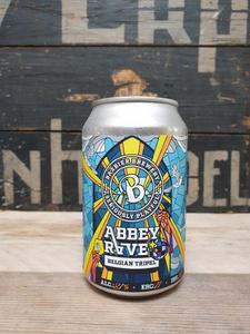 Baxbier Brewery Abbey Rave Belgian Tripel 33cl