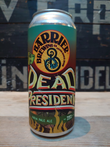 Barrier Brewing Dead Presidents IPA 47.3cl