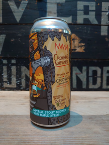 Barrier Brewing Crowning Achievement Maple Syrup Imperial Stout 47.3cl