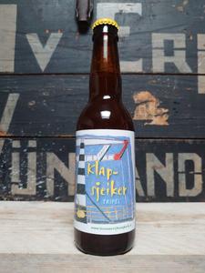 Brouwerij Hoogkerk Klapsjeiker Tripel 33cl