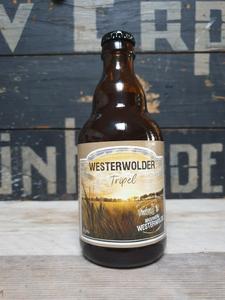 Brouwerij Westerwolde Westerwolder Tripel van erp dranken