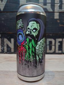 Beer Zombies Fog Zombie Triple Dry Hopped TIPA van erp dranken