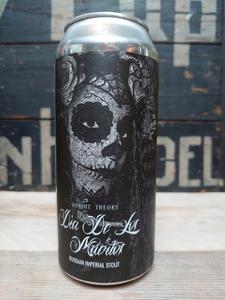 Adroit Theory Dia De Los Meurtos RIS van erp dranken