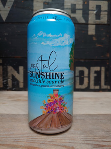 Humble Forager Coastal Sunshine Smoothie Sour Ale van erp dranken