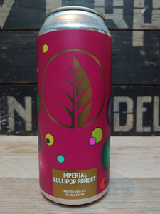 Decidious Brewing Imperial Lollipop Forest Fruited Sour Ale Van Erp Dranken