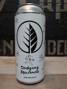Deciduous Brewing Dodging Squirrels DIPA Van Erp Dranken